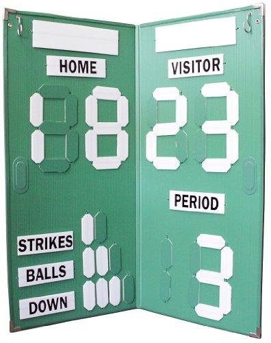 Ader Sporting Goods Baseball Score Board