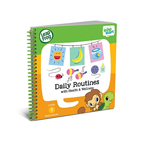 (LeapFrog LeapStart Preschool Activity Book: Daily Routines and Health & Wellness )