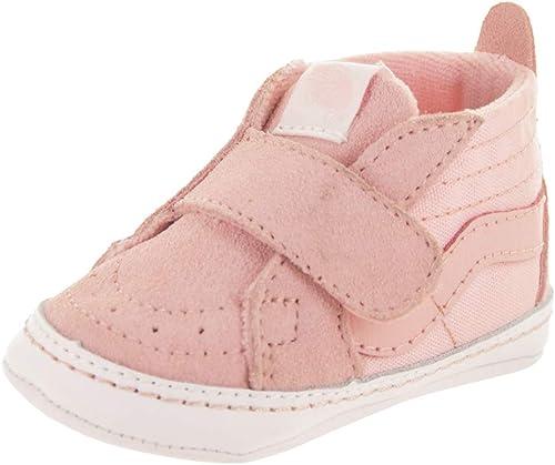 Vans Infants Sk8-Hi Crib Slip-On Shoe