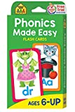 Books : Phonics Made Easy Flash Cards