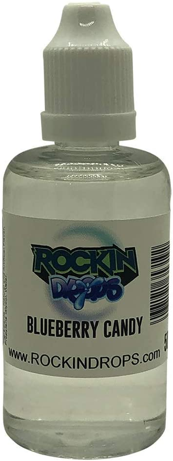 RockinDrops BLUEBERRY CANDY Food Flavoring Concentrate (50ml)