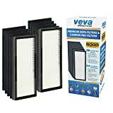 VEVA 8000 Elite Pro Series Air Purifier Replacement Value Pack -...