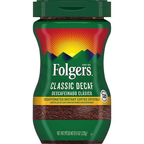 Folgers Classic Decaf Decaffeinated