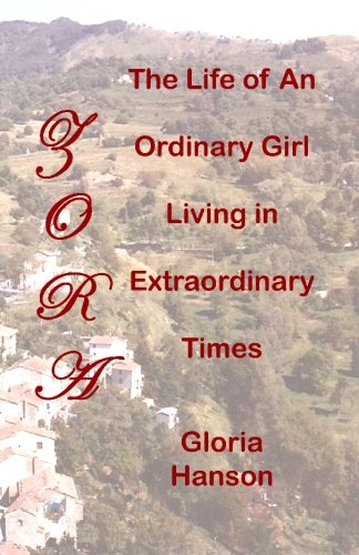 Download Zora: The Life of an Ordinary Girl Living in Extraordinary Times pdf