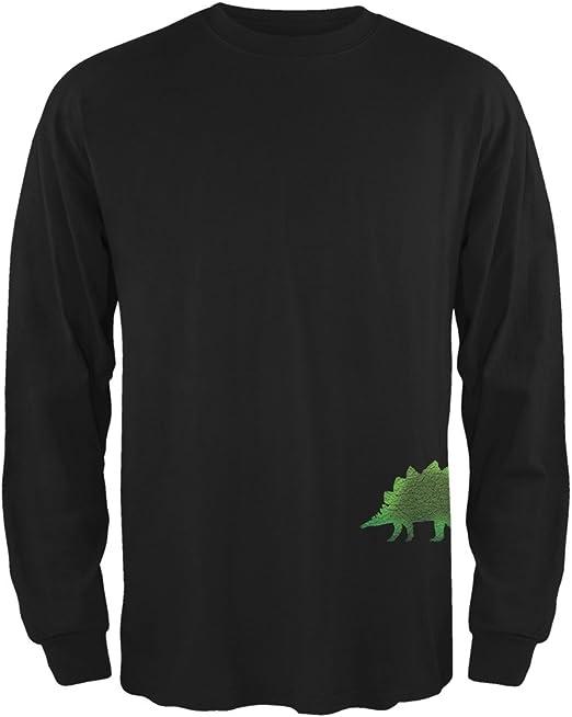 I Heart Love Pterodactyl Dinosaur Jurassic Jade Green Adult T-Shirt