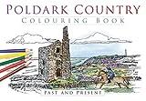 Poldark Country Colouring Book