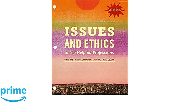Bundle issues and ethics in the helping professions with 2014 aca bundle issues and ethics in the helping professions with 2014 aca codes loose leaf version 9th lms integrated for mindtap helping professions fandeluxe Choice Image