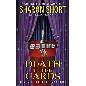 Death in the Cards: A Stain-busting Mystery (The Stain-Busting Mysteries)