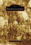 Front cover for the book Fishers Landing by Richenda Fairhurst