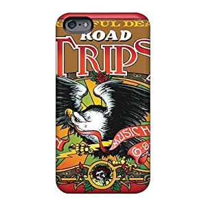 Iphone 6 TgP3306uWOQ Customized Vivid Grateful Dead Image Excellent Hard Phone Covers -AnnaDubois