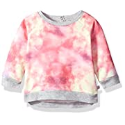Rosie Pope Baby Girls Out Of This World Sweatshirt, Pink, 0-3 Months