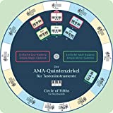 AMA-Circle of Fifths for Keyboards