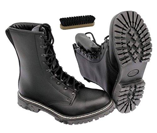 Bottes de combat Bottes Militaires 37–50+ AOS Outdoor® Brosse pour chaussure