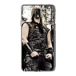 Samsung Galaxy Note3 Sso12309tJDP Provide Private Custom High Resolution Korpiklaani Band Series Perfect Hard Cell-phone Cases -TimeaJoyce