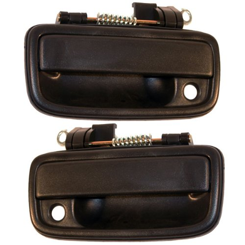 Toyota Tacoma 95 - 04 Front Outside Door Handle Pair 69220 69210 35020 (2000 Toyota Door Handle compare prices)