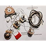 Deluxe Wiring Kit for Fender Strat - .047 716P Orange Drop Cap - Stratocaster