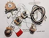 Deluxe Wiring Kit for Fender Strat - .047 716P Orange Drop Cap - Stratocaster