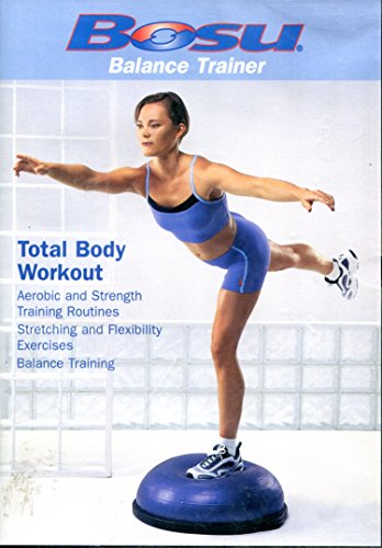 - Bosu Balance Trainer Total Body Workout