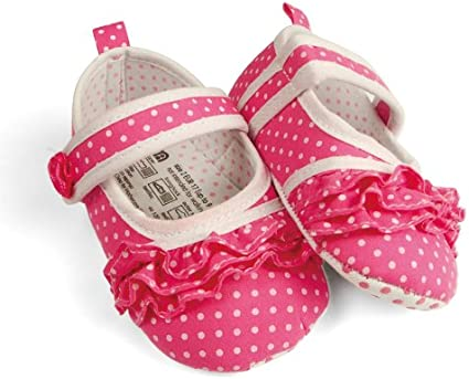 mothercare Baby Girls Shoes 9-12-18-24