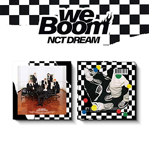 [Kihno Album] Nct Dream - We Boom Kihno Kit [with Store Gift]