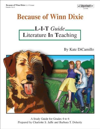 Because of Winn Dixie Literature Guide