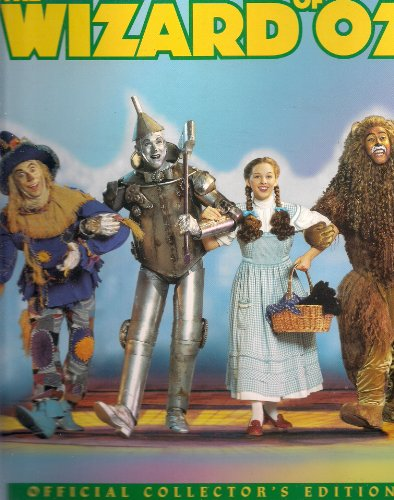 The Wizard of Oz Official Collector's Edition MSG 1998 Cast (The Wizard Of Oz Madison Square Garden)
