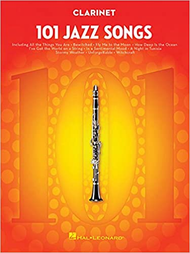 Original First 50 Songs You Should Play On The Clarinet Sheet Music Book Classical Jazz Contemporary Sheet Music & Song Books