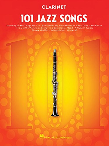 101 Jazz Songs for Clarinet - Hal Leonard Clarinet Jazz