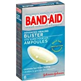 Band-Aid Advanced Healing Blister Cushions Adhesive Bandages, Special 2 Pack ( 12 Count Total )