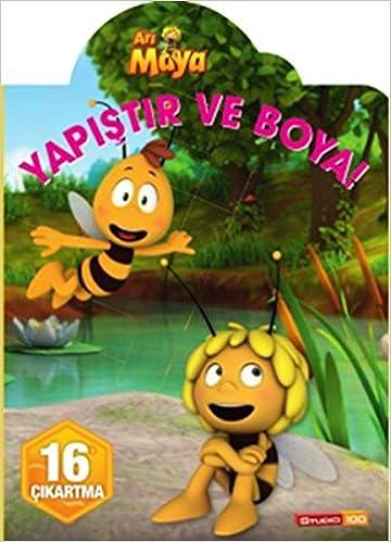 Ari Maya Yapistir Ve Boya Kolektif 9786050924145 Amazon Com Books