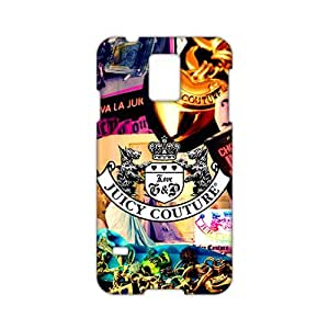 Juicy Couture 3D Phone Case for Samsung Galaxy S5