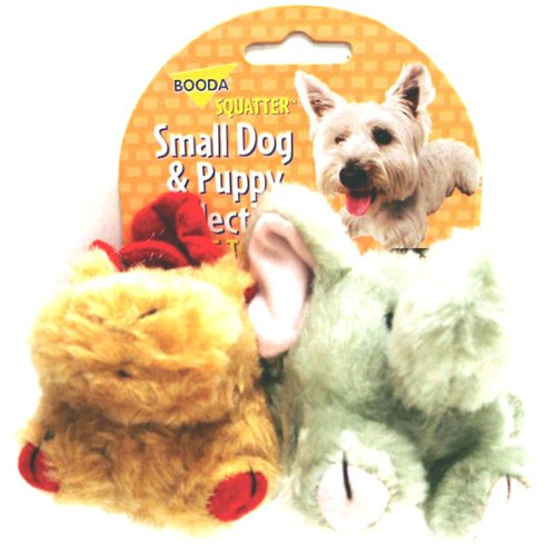 Petmate Squatter Moose and Elephant – Small Dog and Puppy, My Pet Supplies