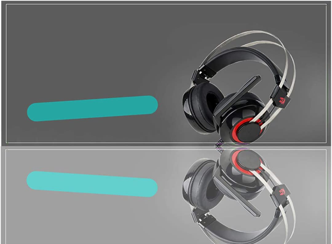 JYCDD Headphones Talking Noise Reduction Noise Reduction USB7.1 Gaming Headset Gaming Wired Headphones