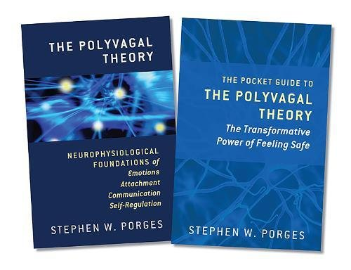 The Polyvagal Theory and The Pocket Guide to the Polyvagal Theory, Two-Book Set by W. W. Norton & Company