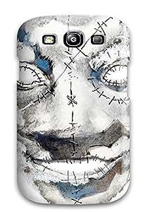 Galaxy Case Cover Galaxy S3 Protective Case Simon Dark