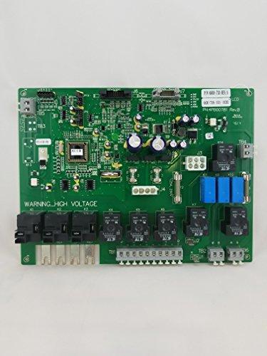 Sundance Spas Jacuzzi Series Spa PWA Motherboard 2 pump logic Part number 6600-730 (Pwa Board)