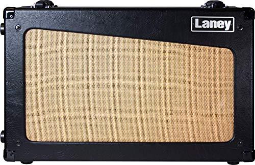 Laney Amps Guitar Amplifier Cabinet, Black/Brown (CUB-CAB)