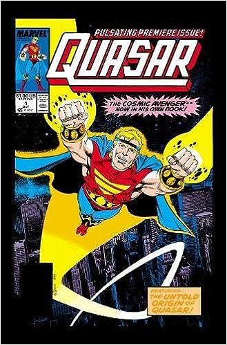 Amazon Quasar Classic Volume 1 9780785163596 Mark
