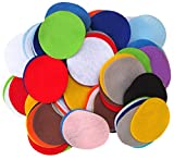 Playfully Ever After 3 Inch Mixed Color Assortment 100pc Felt Circles