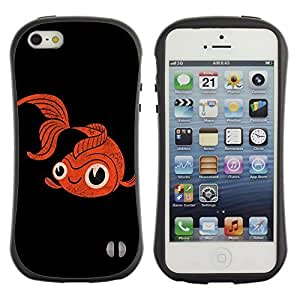 High quality Case for Apple iPhone 5c 5c GoldFish
