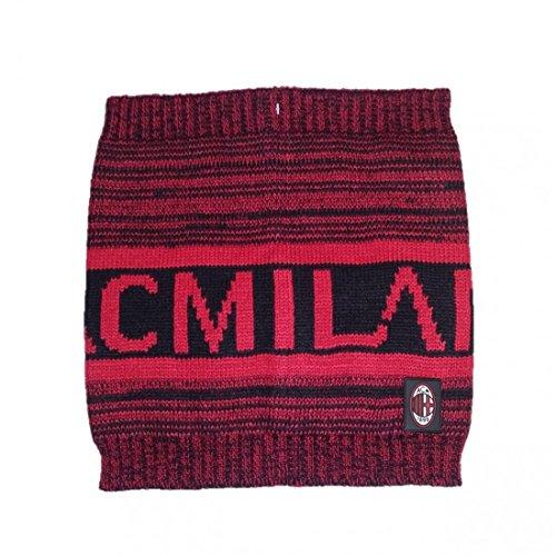 imma AC Milan pañuelo Jacquard 100% PC Producto Oficial