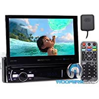 Soundstream VRN-75HB 7 Touchscreen 1-DIN w/ DVD, CD/MP3, AM/FM Receiver w/ GPS Navigation & Android PhoneLink