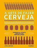 capa de A Arte de Fazer Cerveja