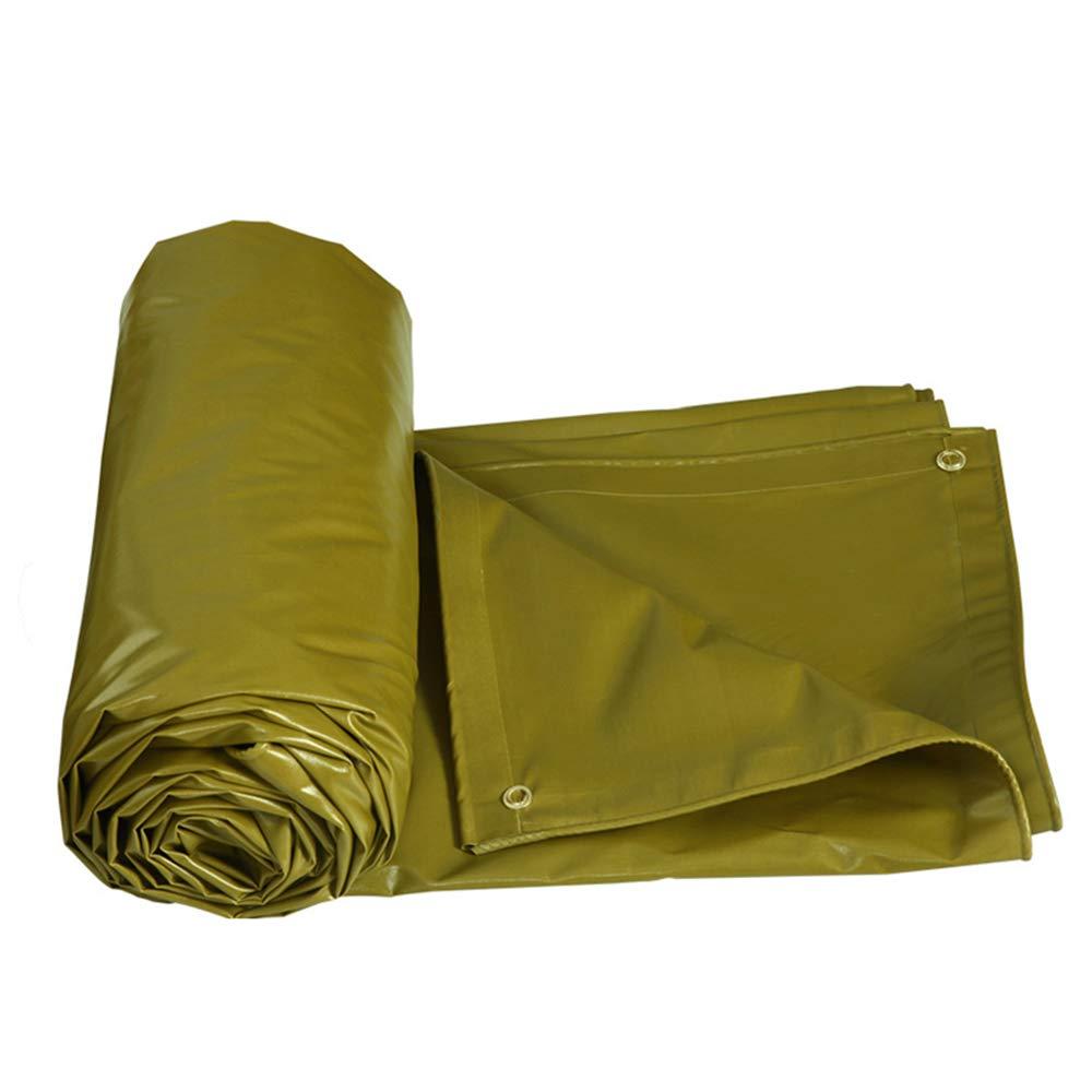 YONGMEI 防水布/雨布/屋外日除け布/防水布/日焼け止め布/キャンバス (サイズ さいず : 3*3m) B07L2LLXXN  3*3m