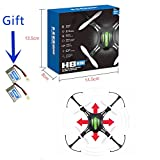 jqjp02josie9A Mini Drone One Key Return RC Helicopter - Drones 6 Axis Gyro Quadrocopter 2.4GHz Jq-02-9A - Best Toy For Children And Young
