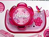 Barbie Blossom Front Loading DVD PLAYER w Multi Language Audio & Subtitle Capability (2007)