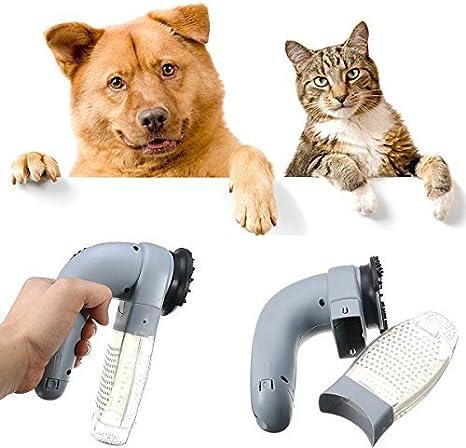 Para animales Cabello Eléctrica Calentador con ventosa para ...