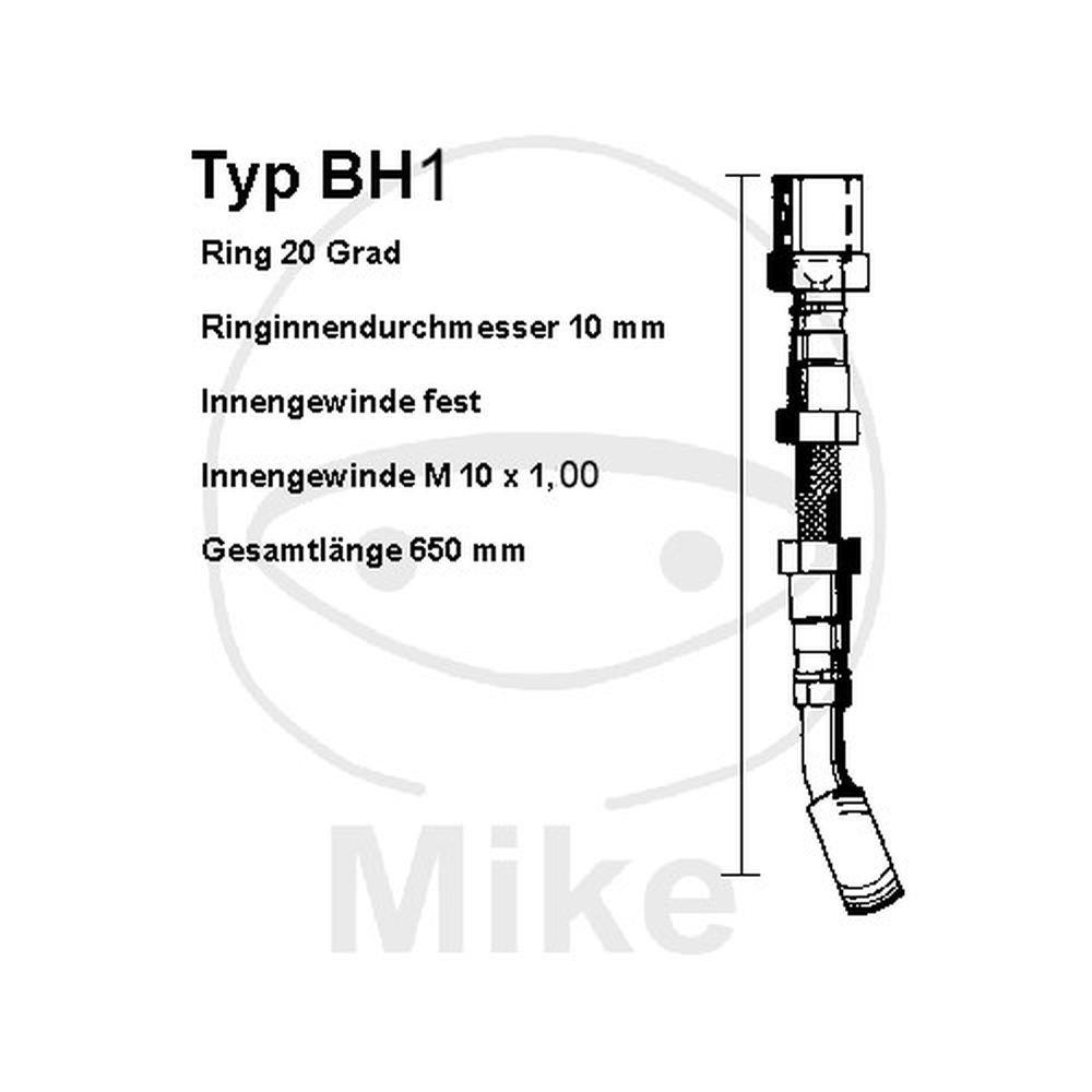 sistema di scarico Hjs 83/12/2858/ /connettore tubi
