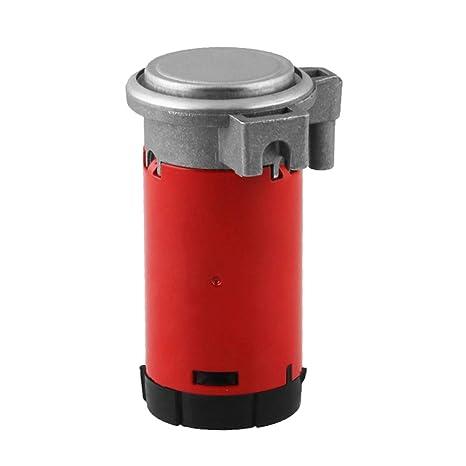 Domeilleur - Bomba compresora de Aire portátil de 12 V para bocina de Aire, Coche