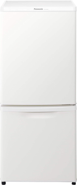 パナソニック 冷蔵庫 2ドア 138L マットバニラホワイト